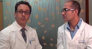 Watch Video: Ask the Doctors: Why Does My Nasal Tip Droop When I Smile?