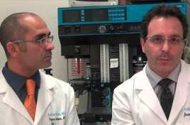 Peyman Solieman and Jason Litner, video
