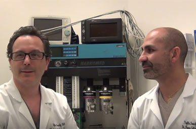Peyman Solieman and Jason Litner - prevideo