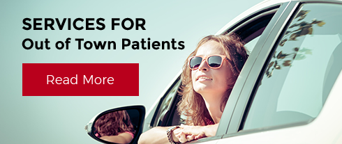 Services for Out of Town Patients - Read More
